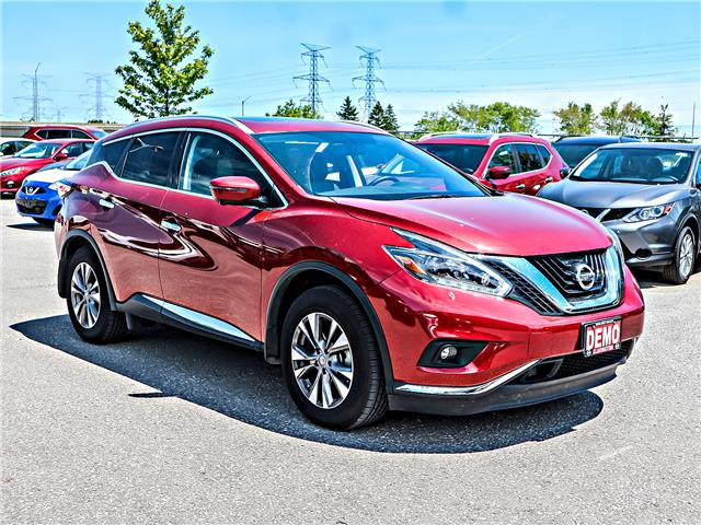 2018 Nissan Murano SL (Stk: 1133) in Bowmanville - Image 3 of 30