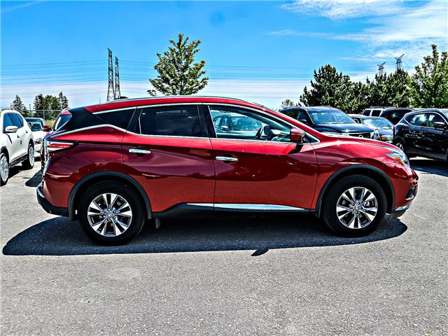 2018 Nissan Murano SL (Stk: 1133) in Bowmanville - Image 4 of 30
