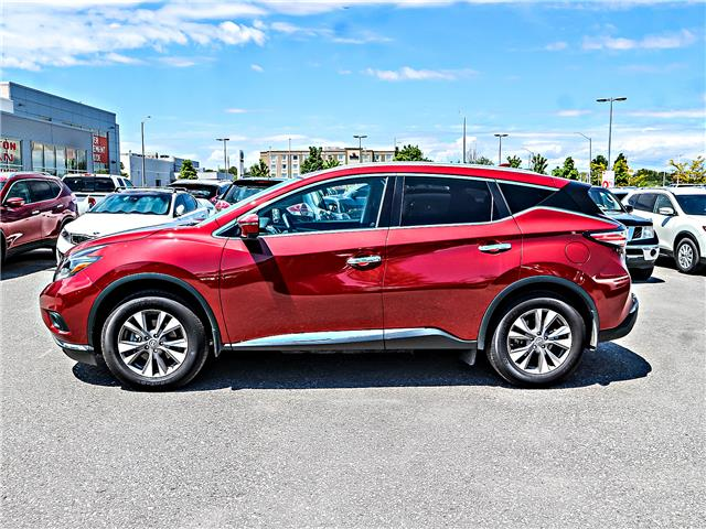 2018 Nissan Murano SL (Stk: 1133) in Bowmanville - Image 8 of 30