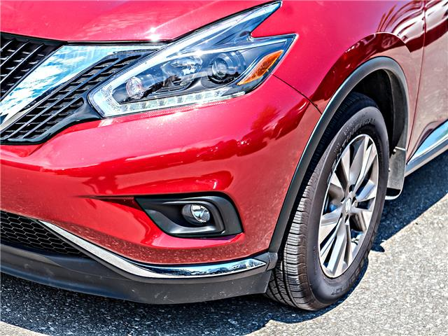 2018 Nissan Murano SL (Stk: 1133) in Bowmanville - Image 10 of 30