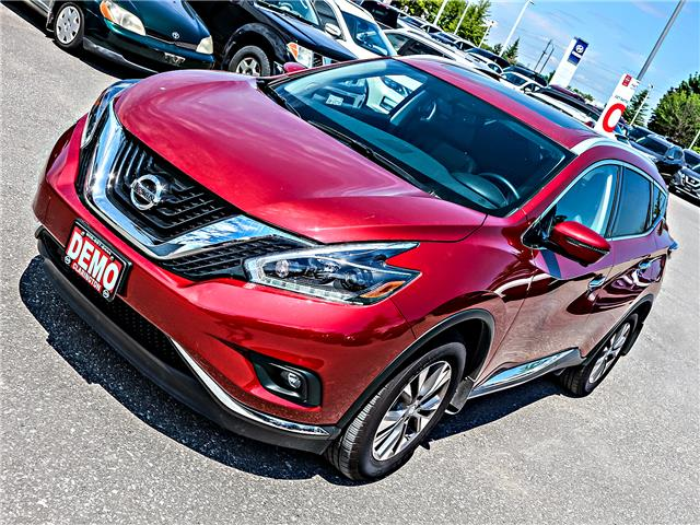 2018 Nissan Murano SL (Stk: 1133) in Bowmanville - Image 11 of 30