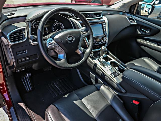 2018 Nissan Murano SL (Stk: 1133) in Bowmanville - Image 17 of 30