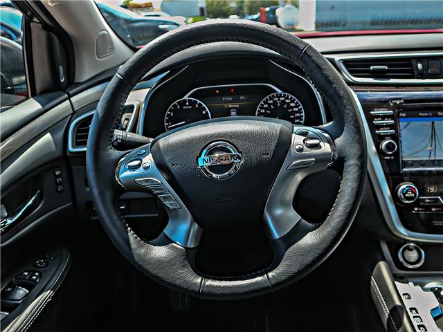 2018 Nissan Murano SL (Stk: 1133) in Bowmanville - Image 21 of 30
