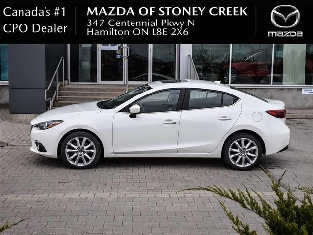 2015 Mazda Mazda3 GT (Stk: SU1202) in Hamilton - Image 4 of 27