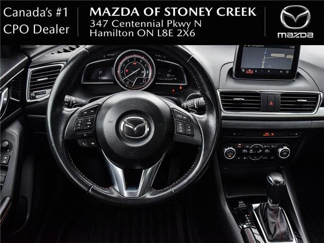 2015 Mazda Mazda3 GT (Stk: SU1202) in Hamilton - Image 17 of 27