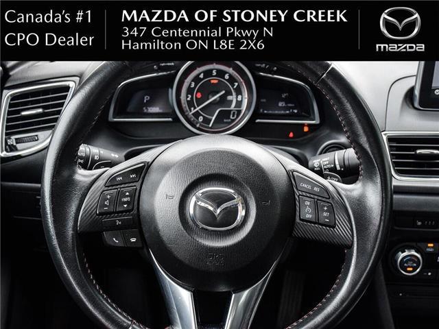 2015 Mazda Mazda3 GT (Stk: SU1202) in Hamilton - Image 18 of 27