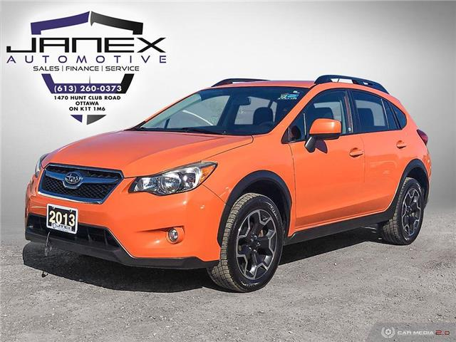 2013 Subaru XV Crosstrek Touring (Stk: 19258) in Ottawa - Image 1 of 26