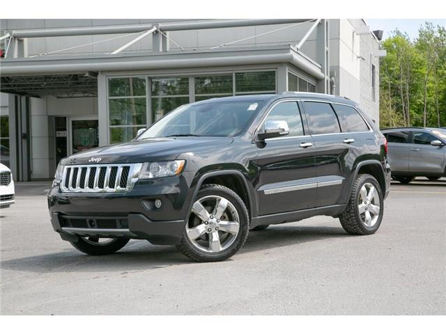 2012 Jeep Grand Cherokee Overland (Stk: P1217) in Gatineau - Image 1 of 29
