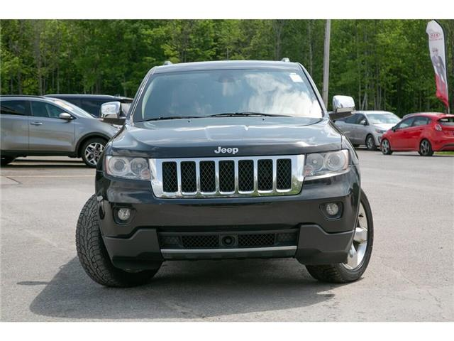 2012 Jeep Grand Cherokee Overland (Stk: P1217) in Gatineau - Image 2 of 29