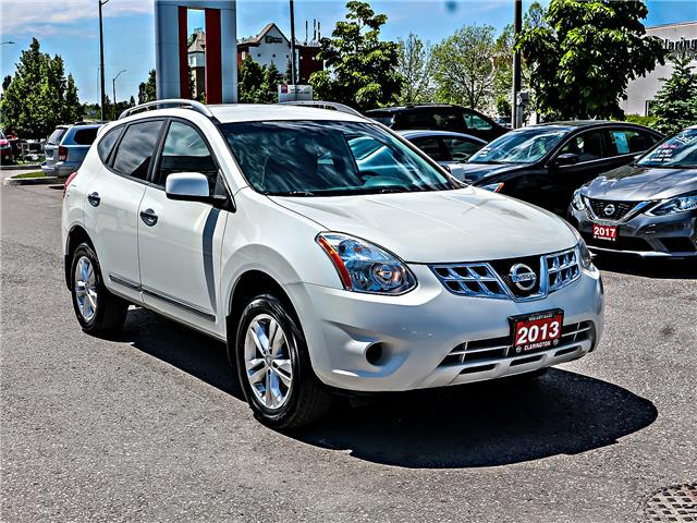 2013 Nissan Rogue SV (Stk: KC635085A) in Bowmanville - Image 3 of 29