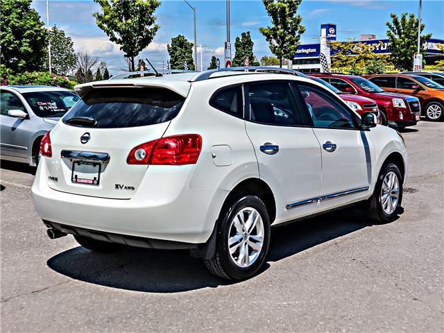 2013 Nissan Rogue SV (Stk: KC635085A) in Bowmanville - Image 5 of 29