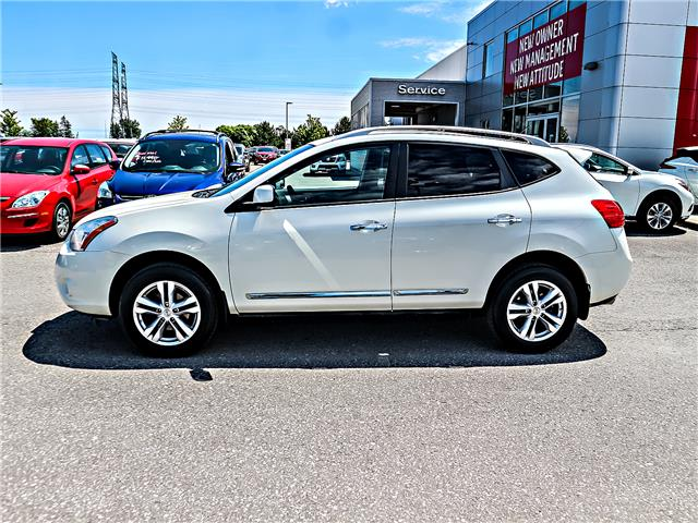 2013 Nissan Rogue SV (Stk: KC635085A) in Bowmanville - Image 8 of 29