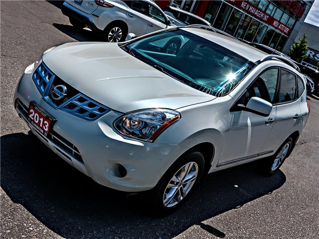 2013 Nissan Rogue SV (Stk: KC635085A) in Bowmanville - Image 11 of 29