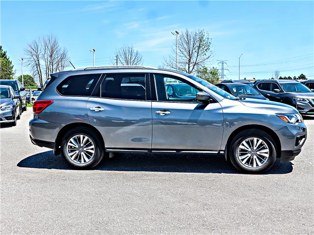 2018 Nissan Pathfinder SV Tech (Stk: JC630481) in Bowmanville - Image 4 of 30
