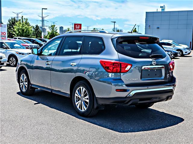 2018 Nissan Pathfinder SV Tech (Stk: JC630481) in Bowmanville - Image 7 of 30