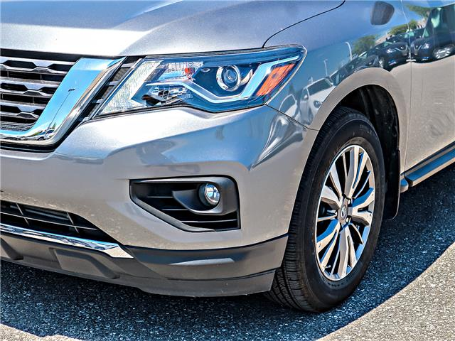 2018 Nissan Pathfinder SV Tech (Stk: JC630481) in Bowmanville - Image 10 of 30