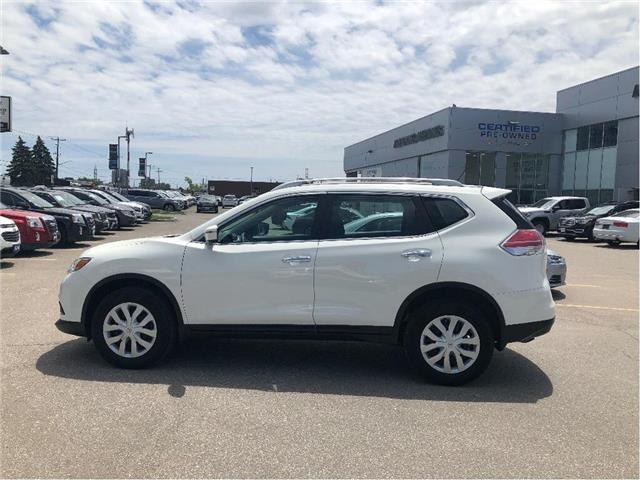 2016 Nissan Rogue  (Stk: U731723) in Mississauga - Image 2 of 18