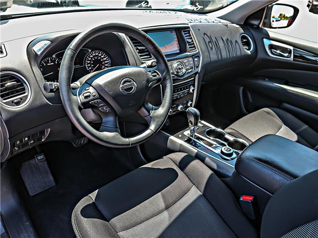 2018 Nissan Pathfinder SV Tech (Stk: JC630481) in Bowmanville - Image 15 of 30