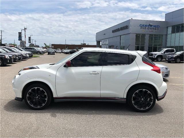 2014 Nissan Juke  (Stk: U362556) in Mississauga - Image 2 of 20