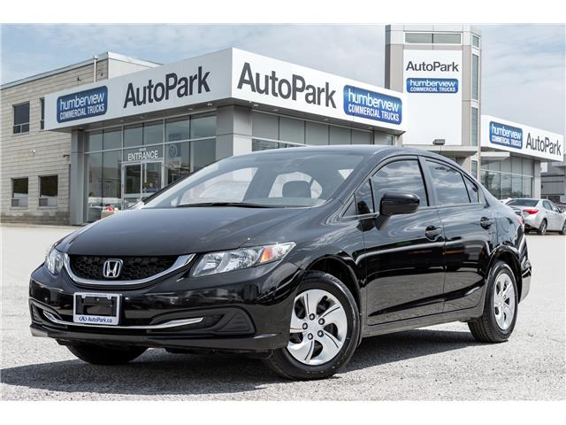 2015 Honda Civic LX (Stk: 19SL123B) in Mississauga - Image 1 of 19