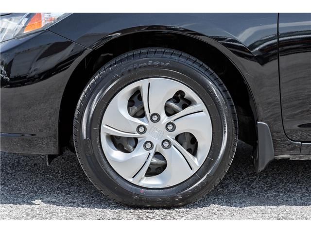 2015 Honda Civic LX (Stk: 19SL123B) in Mississauga - Image 4 of 19