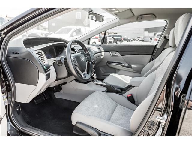 2015 Honda Civic LX (Stk: 19SL123B) in Mississauga - Image 9 of 19