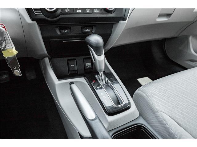 2015 Honda Civic LX (Stk: 19SL123B) in Mississauga - Image 13 of 19