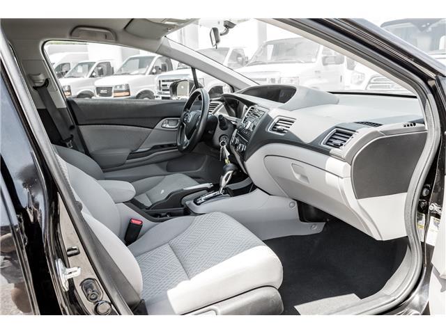 2015 Honda Civic LX (Stk: 19SL123B) in Mississauga - Image 15 of 19