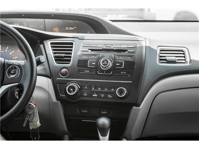 2015 Honda Civic LX (Stk: 19SL123B) in Mississauga - Image 18 of 19