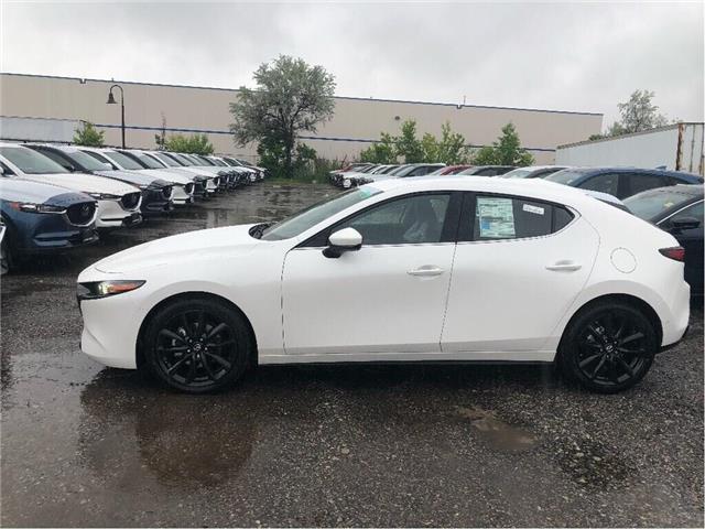 2019 Mazda Mazda3 Sport GT PREMIUM ALL WHEEL DRIVE, RED INTERIOR (Stk: D19-395) in Woodbridge - Image 2 of 12