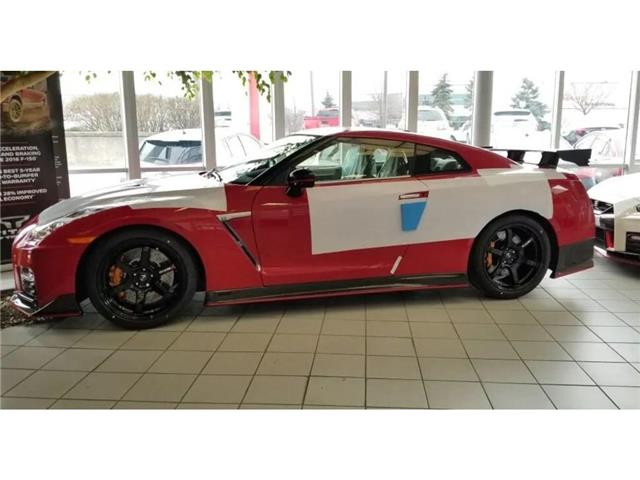 2019 Nissan GT-R  (Stk: Y19G003N) in Woodbridge - Image 1 of 5