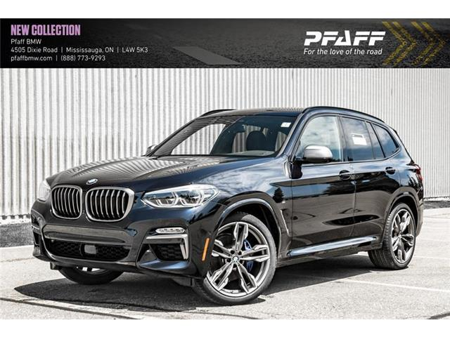 2019 BMW X3 M40i (Stk: 21412) in Mississauga - Image 1 of 22