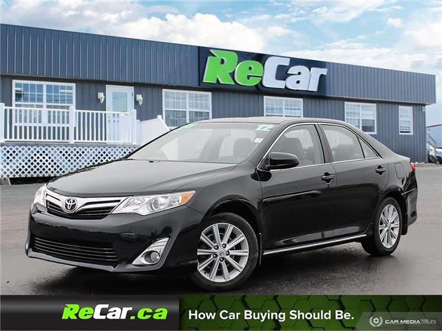 2012 Toyota Camry XLE (Stk: 190668A) in Saint John - Image 1 of 24