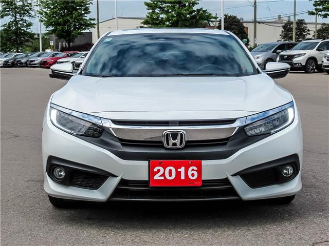 2016 Honda Civic Touring (Stk: 19722A) in Milton - Image 2 of 24