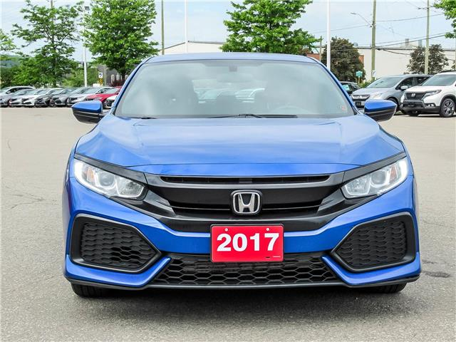 2017 Honda Civic LX (Stk: 3339) in Milton - Image 2 of 22