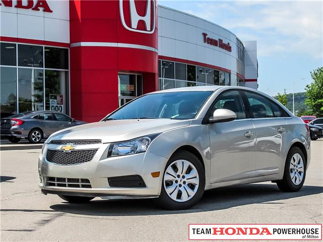 2014 Chevrolet Cruze 1LT (Stk: WBUR3) in Milton - Image 1 of 1
