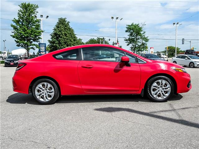 2015 Honda Civic LX (Stk: 3340) in Milton - Image 4 of 22