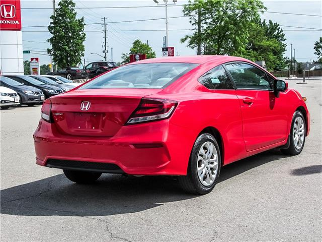 2015 Honda Civic LX (Stk: 3340) in Milton - Image 5 of 22