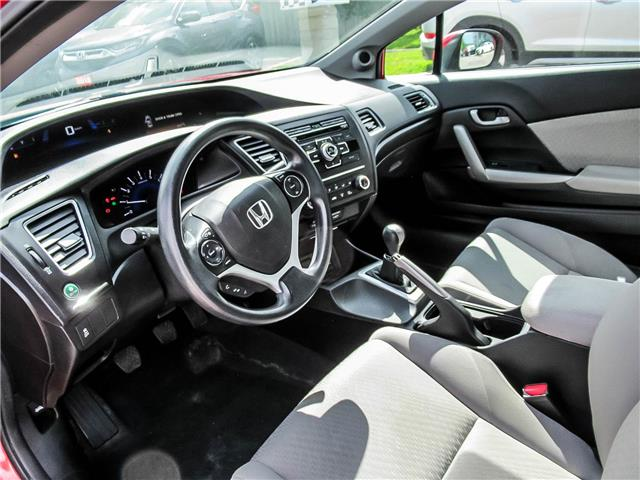 2015 Honda Civic LX (Stk: 3340) in Milton - Image 10 of 22
