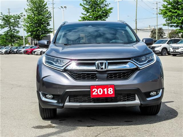 2018 Honda CR-V Touring (Stk: 3349) in Milton - Image 2 of 29