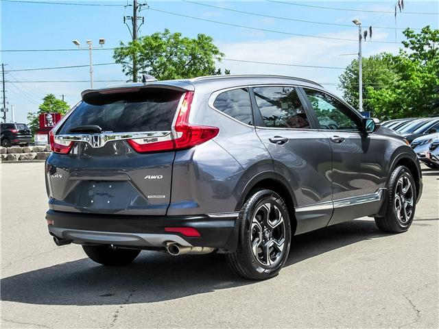 2018 Honda CR-V Touring (Stk: 3349) in Milton - Image 5 of 29