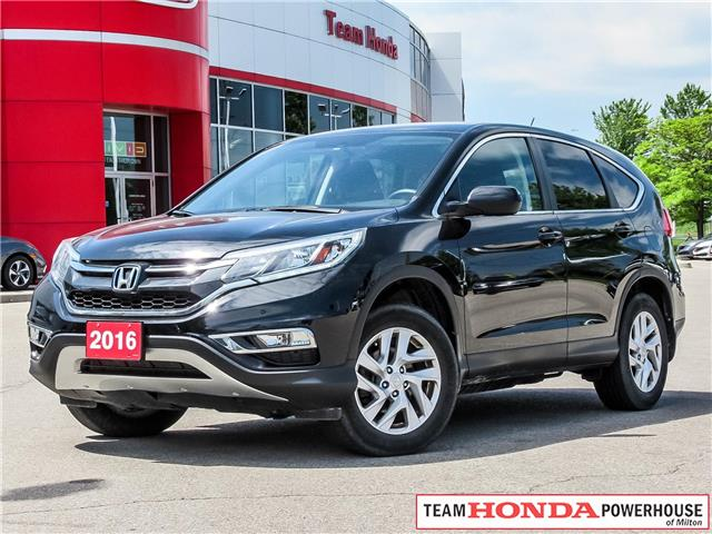 2016 Honda CR-V SE (Stk: 3344) in Milton - Image 1 of 24