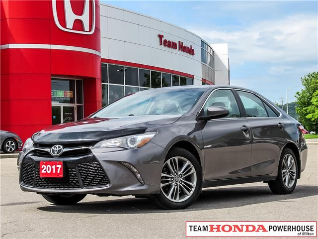 2017 Toyota Camry SE (Stk: 3351) in Milton - Image 1 of 25