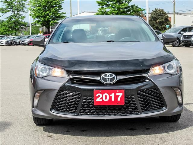 2017 Toyota Camry SE (Stk: 3351) in Milton - Image 2 of 25