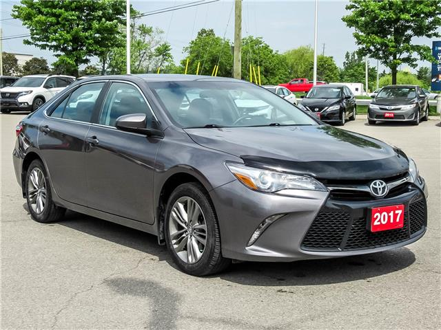 2017 Toyota Camry SE (Stk: 3351) in Milton - Image 3 of 25