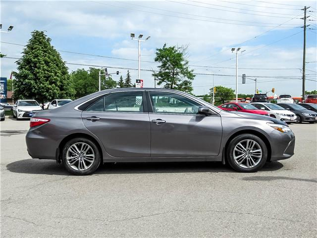 2017 Toyota Camry SE (Stk: 3351) in Milton - Image 4 of 25