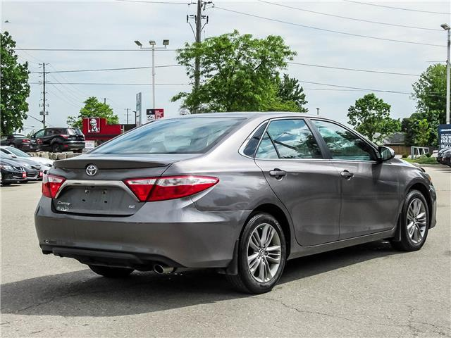 2017 Toyota Camry SE (Stk: 3351) in Milton - Image 5 of 25
