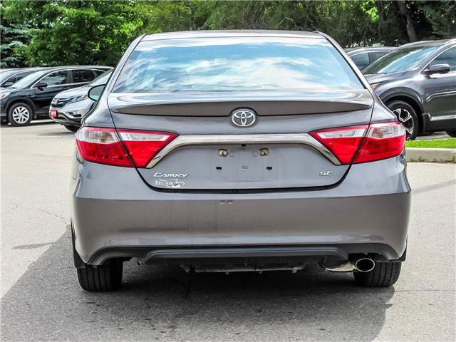 2017 Toyota Camry SE (Stk: 3351) in Milton - Image 6 of 25