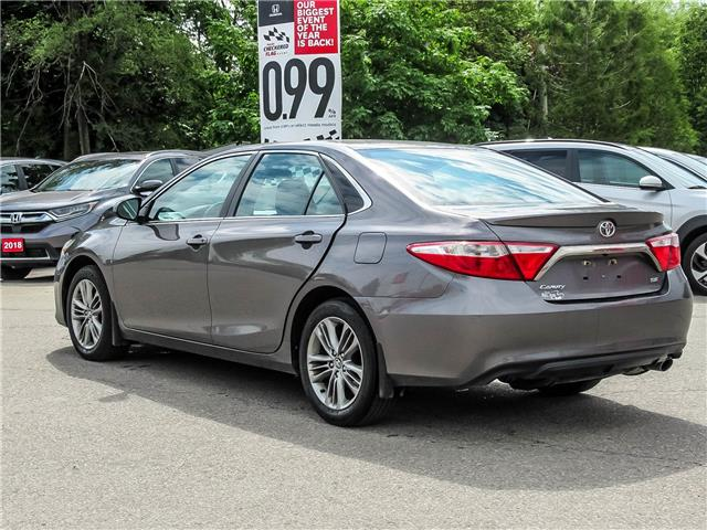 2017 Toyota Camry SE (Stk: 3351) in Milton - Image 7 of 25