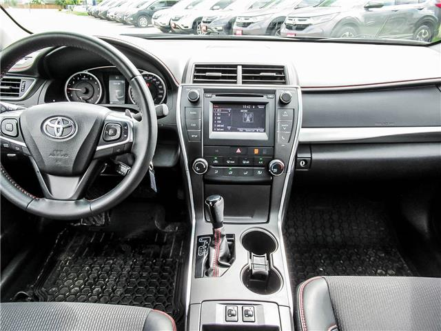 2017 Toyota Camry SE (Stk: 3351) in Milton - Image 13 of 25